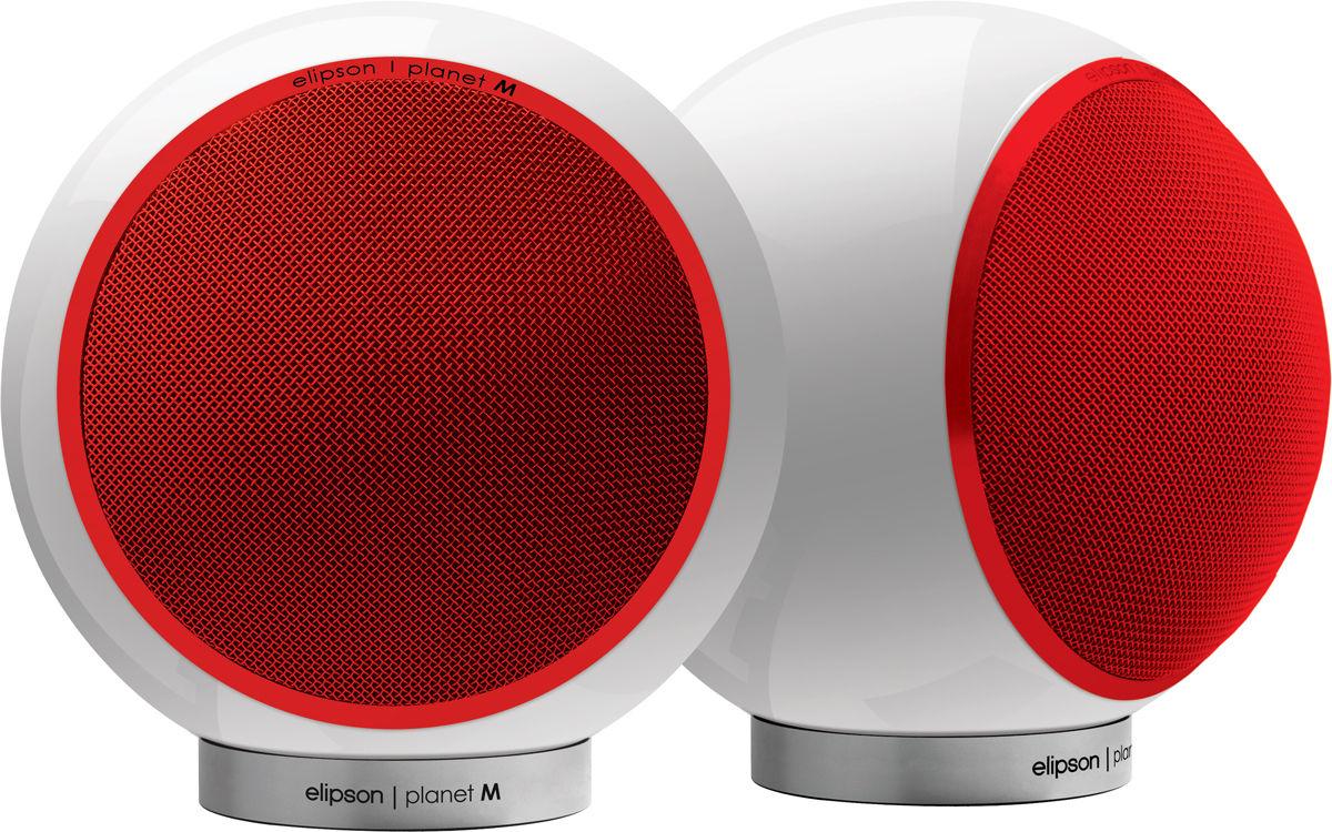 Elipson PLANET M 2.0 rojo/blanco