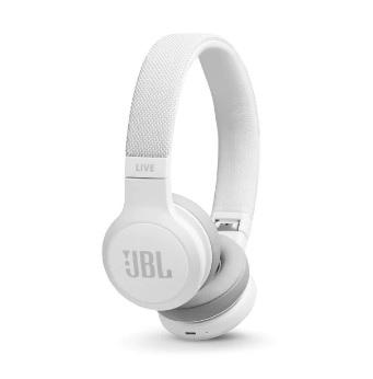 JBL LIVE 400 BT blanco