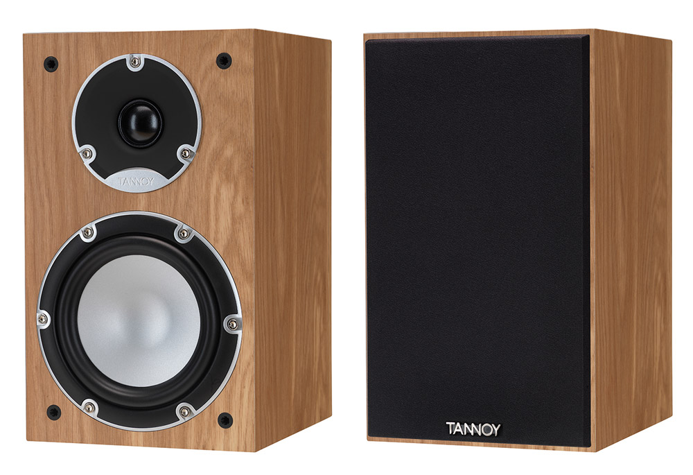 ALTAVOCES MERCURY 7.1 (PAREJA) LIGHT OAK