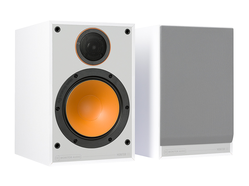 Monitor Audio MONITOR 100 (Pareja) blanco