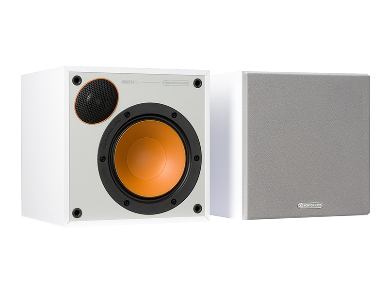 Monitor Audio MONITOR 50 (pareja) blanco