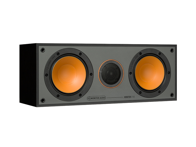 Monitor Audio MONITOR C150 negro