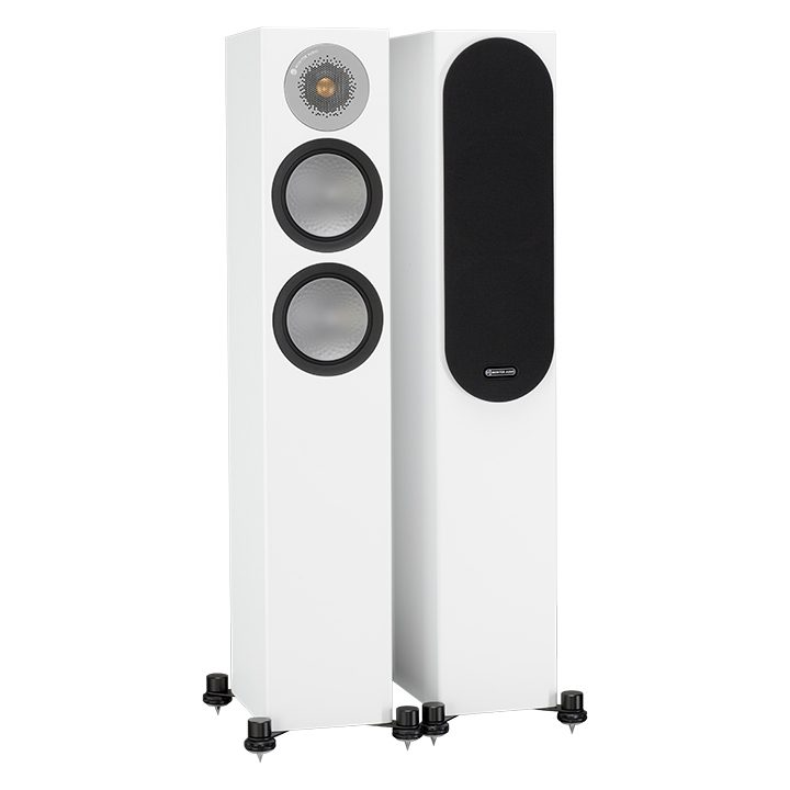 ALTAVOCES MONITOR AUDIO SILVER 200 (PAREJA) High Gloss White