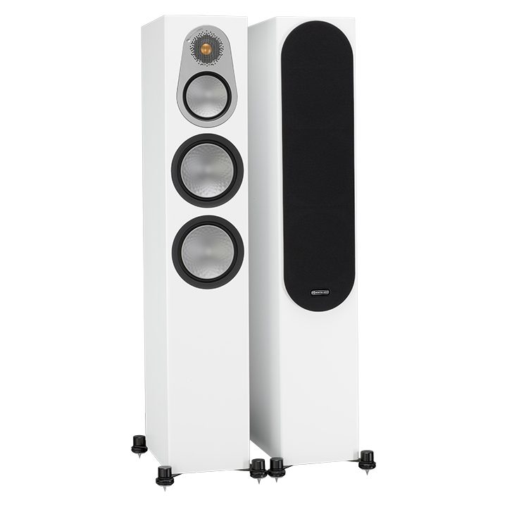 ALTAVOCES MONITOR AUDIO SILVER 300 (PAREJA) High Gloss White