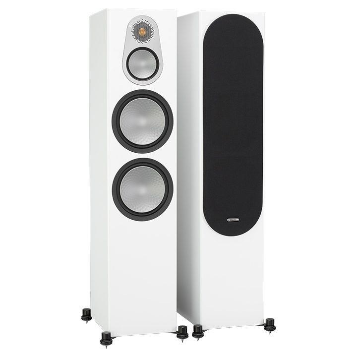 ALTAVOCES MONITOR AUDIO SILVER 500 (PAREJA) blanco
