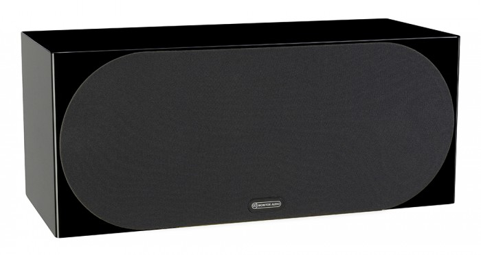 MONITOR AUDIO SILVER C350 Negro High Gloss