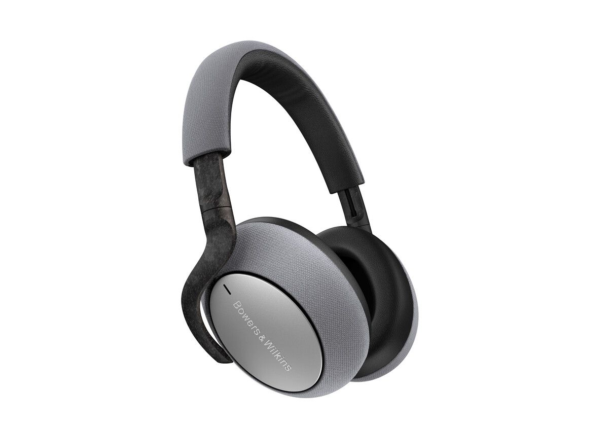 Bowers and Wilkins PX7 Plata