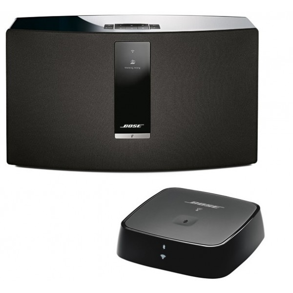 BOSE SOUNDTOUCH 20 III + SOUNDTOUCH WIRELESS LINK negro