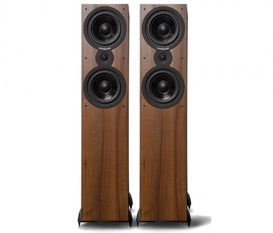 ALTAVOCES CAMBRIDGE AUDIO SX80 (PAREJA) nogal