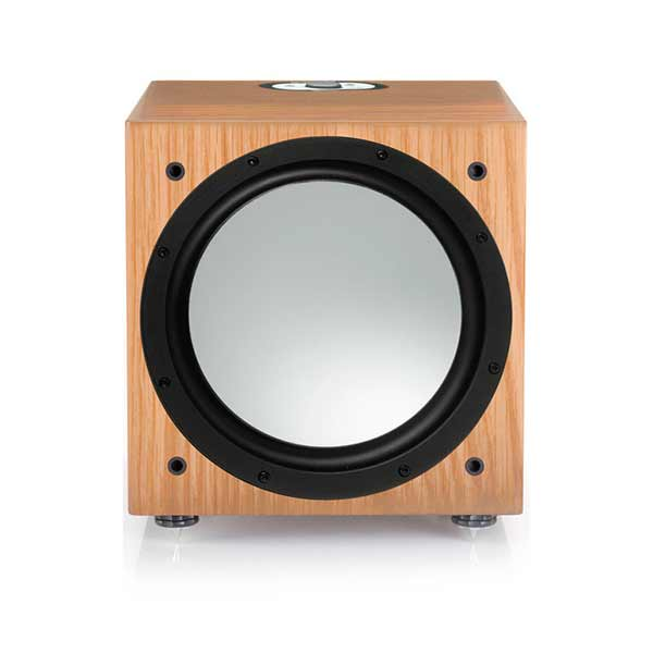 ALTAVOZ MONITOR AUDIO SILVER W12 natural oak