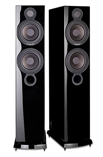 ALTAVOCES CAMBRIDGE AUDIO AEROMAX 6 (PAREJA) negro
