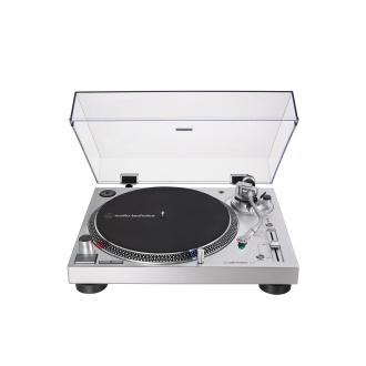 Audio-Technica AT-LP120XUSB Plata