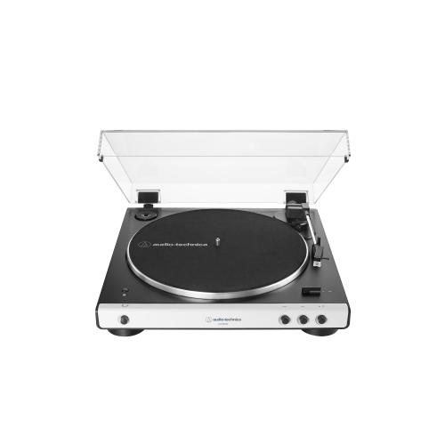 AUDIO-TECHNICA AT-LP60XBT blanco