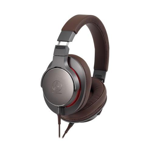 AUDIO-TECHNICA ATH-MSR7b marron