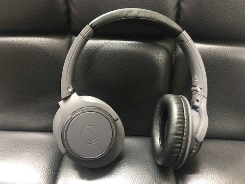 AUDIO-TECHNICA ATH-SR30BT gris