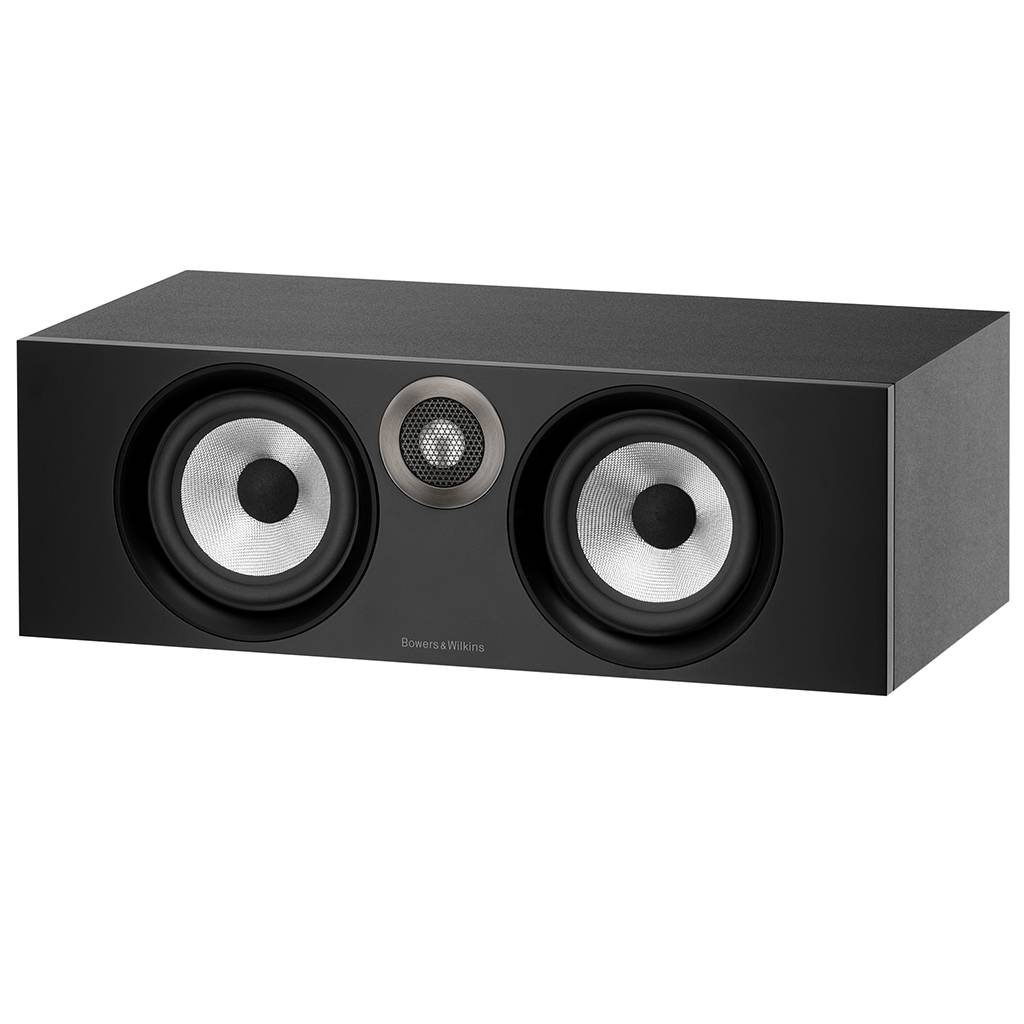 Bowers and Wilkins HTM6 negro