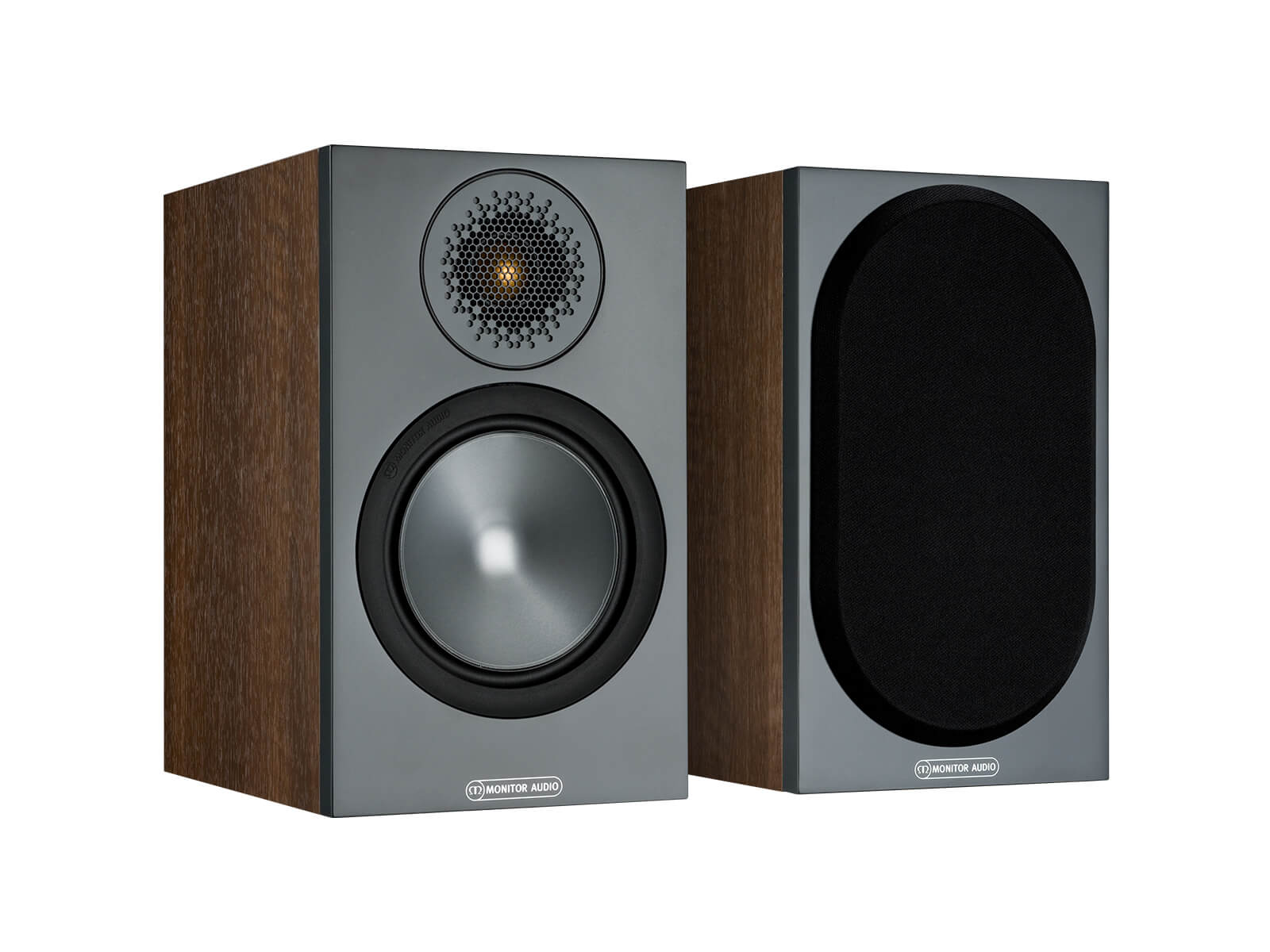Monitor Audio Bronze 50 (pareja) nogal