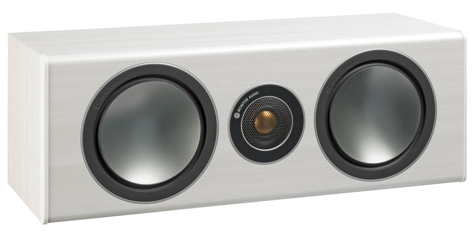 MONITOR AUDIO BRONZE CENTRE blanco