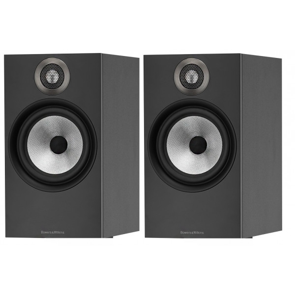 Bowers and Wilkins 606 (pareja) negros