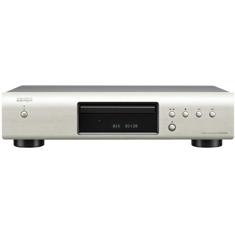 COMPACT DISC DENON DCD520 Plata
