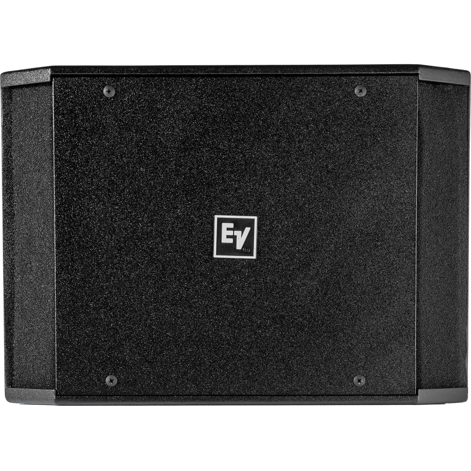 ELECTRO-VOICE EVID-S12.1 negro