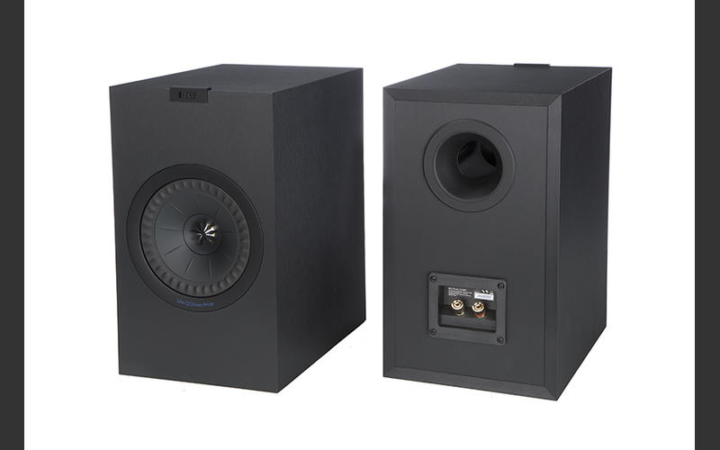 KEF Q350 (pareja) negro