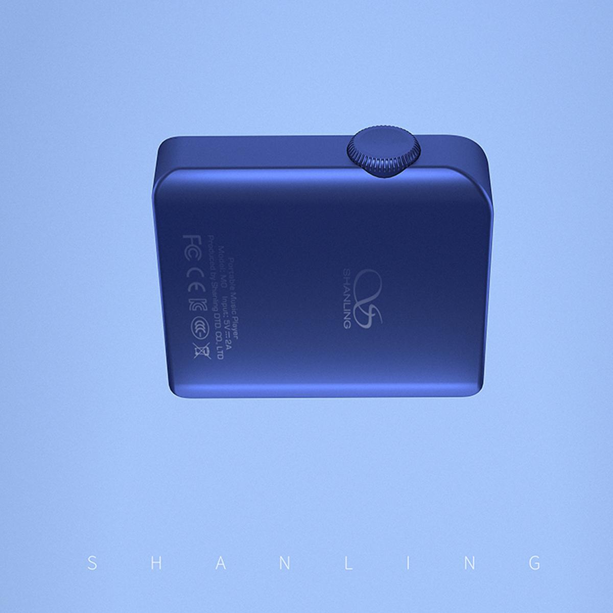 Shanling M0 azul