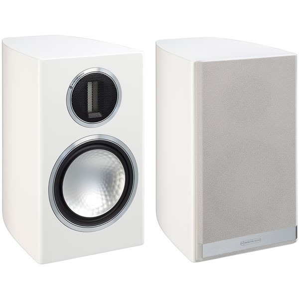 ALTAVOCES MONITOR AUDIO GOLD 100 (PAREJA) blanco