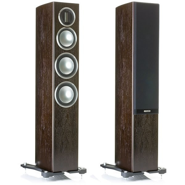 ALTAVOCES MONITOR AUDIO GOLD 200 (PAREJA) nogal
