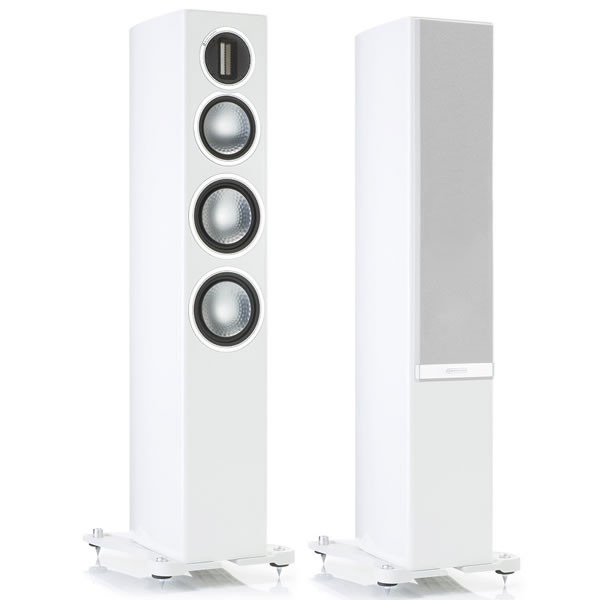 ALTAVOCES MONITOR AUDIO GOLD 200 (PAREJA) blanco