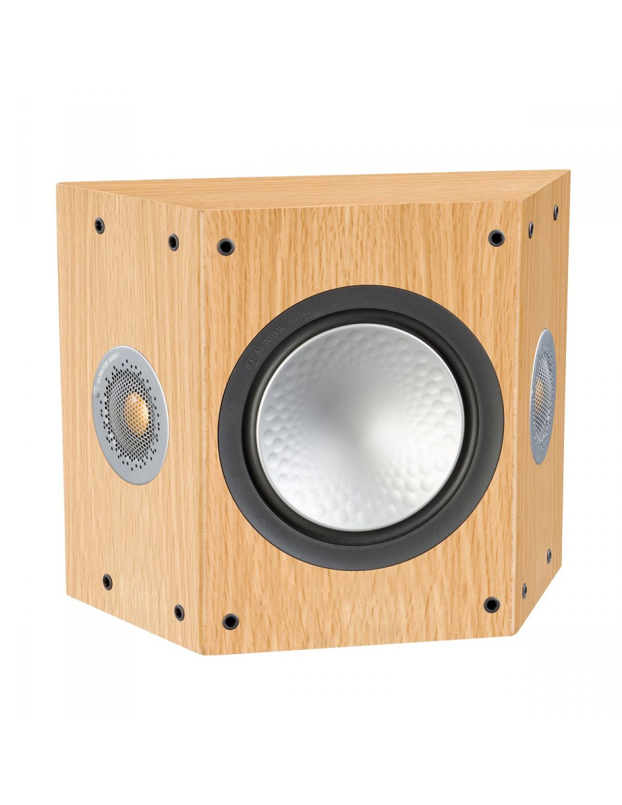 ALTAVOCES MONITOR AUDIO SILVER FX (PAREJA) natural oak