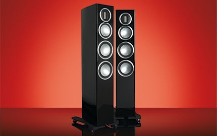ALTAVOCES MONITOR AUDIO GOLD 200 (PAREJA) negro