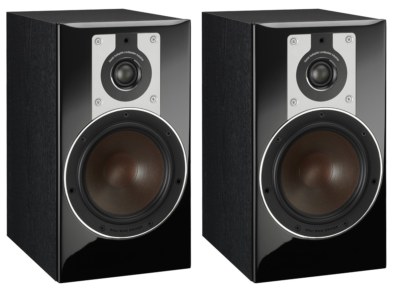 ALTAVOCES DALI OPTICON 2 (PAREJA) negro