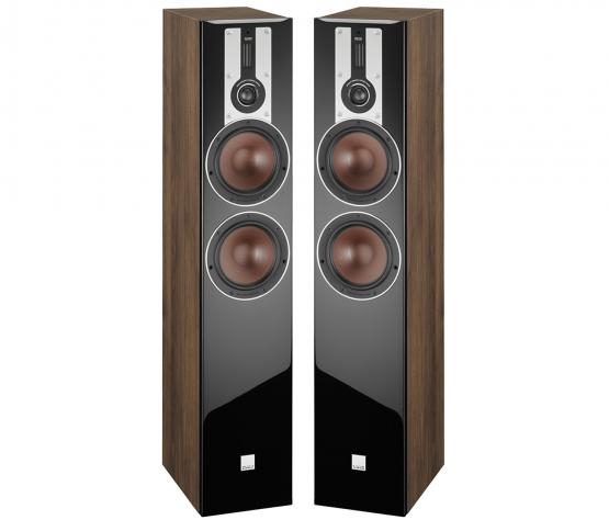 DALI OPTICON 6 (PAREJA) Light Walnut Vinyl