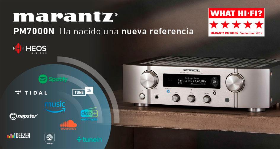 Marantz PM7000N Plata