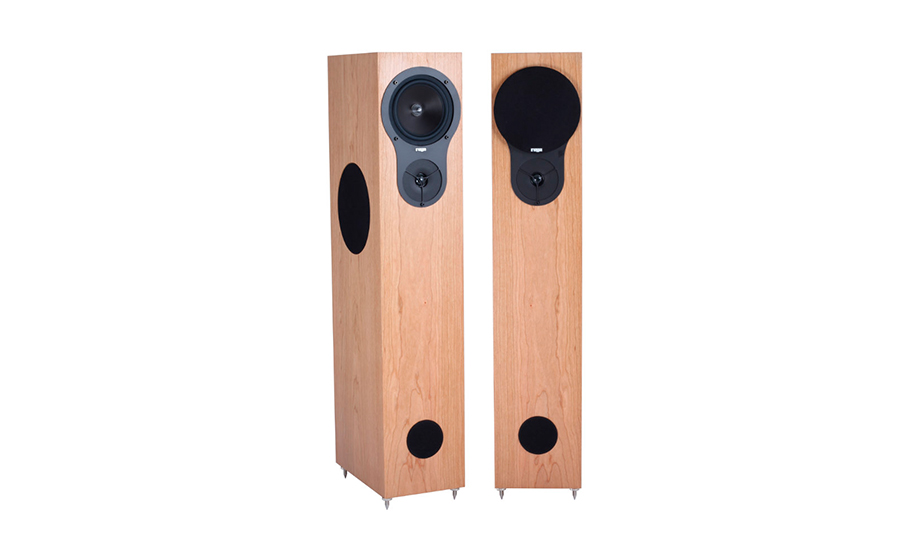 ALTAVOCES RX3 (pareja) Light Cherry