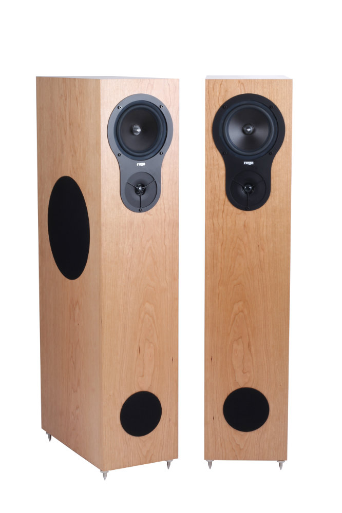 ALTAVOCES RX5 (pareja) Light Cherry