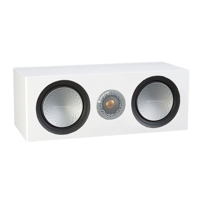 ALTAVOZ MONITOR AUDIO SILVER C150 blanco