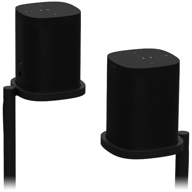 Soporte Sonos Stand Dos (unidad) negro