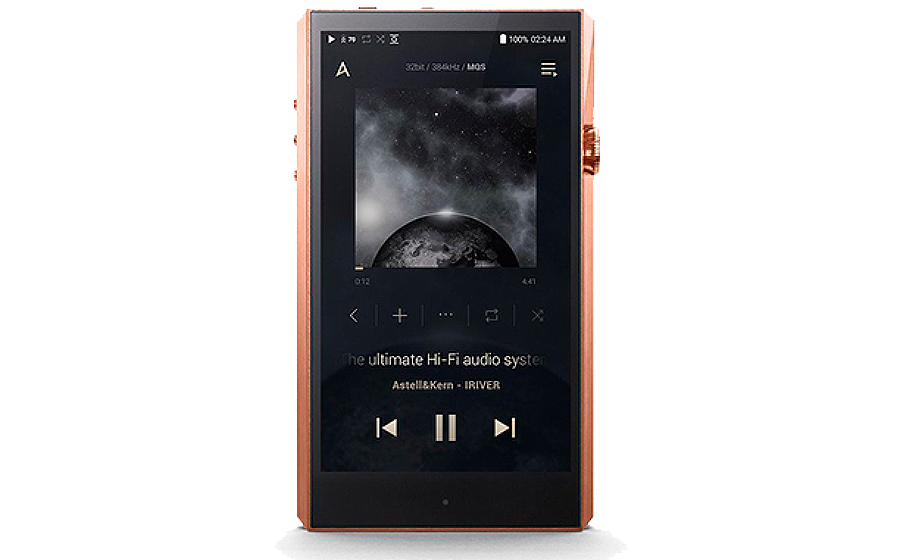 Astell & Kern Ultima SP1000 copper