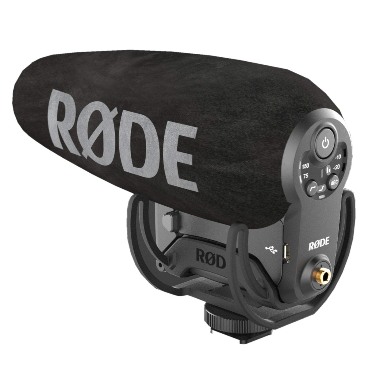 MICRÓFONO RODE VIDEOMIC PRO / PRO+ Plus