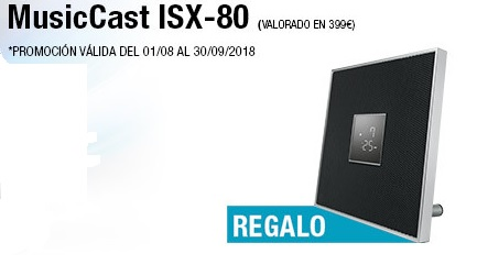 regalo isx-80