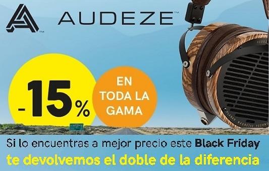 AUDEZE PRE-BLACK FRIDAY