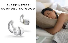 Auriculares para dormir con bloqueo de ruido Bose Sleepbuds™