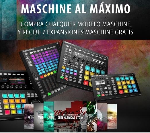 MASCHINE AL MAXIMO