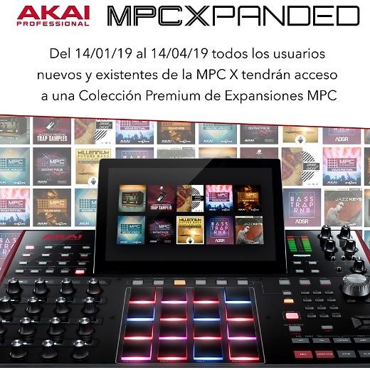 MPC Xpanded