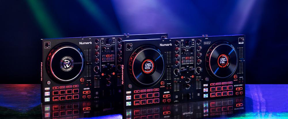 Novedades Numark DJ mayo 2020