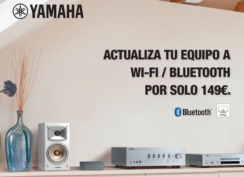 Nuevo MusicCast WXAD-10