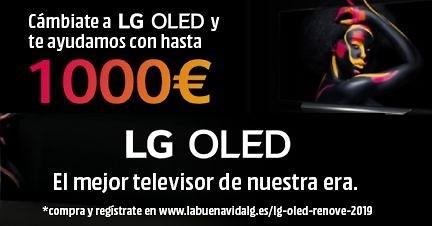 Promo TV LG cambia tu TV