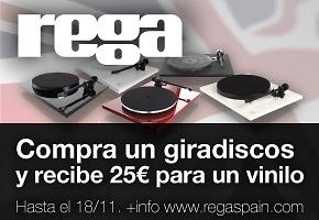 Promoción Rega octubre 2018